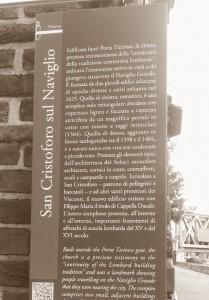 Vecchia cara San Cristoforo